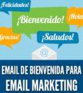 Email de bienvenida email marketin