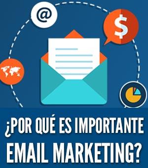 Email marketing es importante