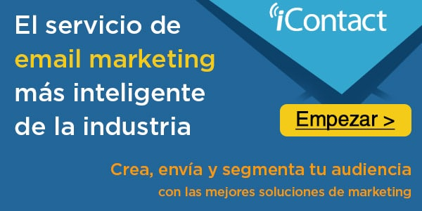 Icontact analisis opiniones hacer email marketing