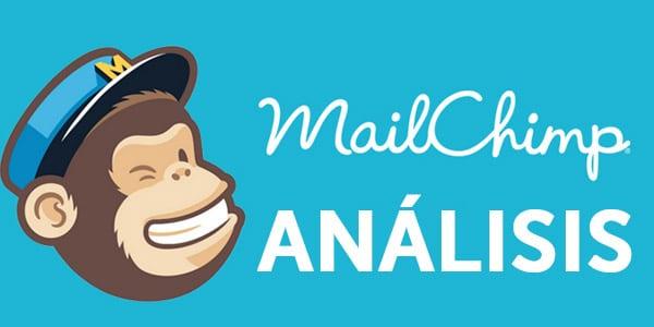 mailchimp análisis es buena compañía