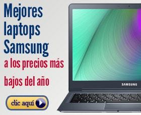 Mejores laptops samsung baratas ofertas