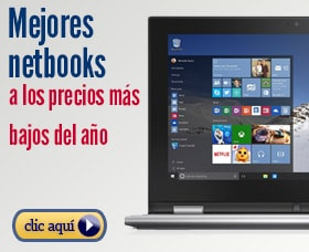 Mejores netbooks del mercado
