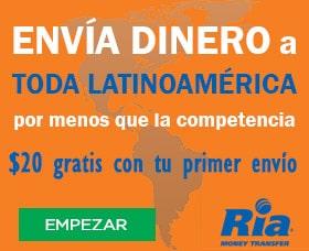Ria Money Transfer Análisis Buena