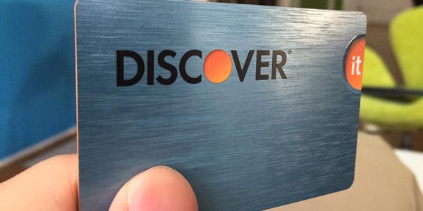 Beneficios de la tarjeta discover it discover cashback match