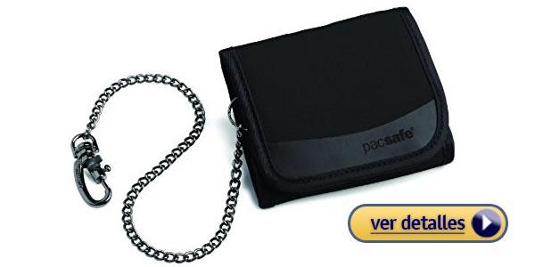 e6a844cfd Mejores billeteras con cadena para hombre que SÍ nos gustan