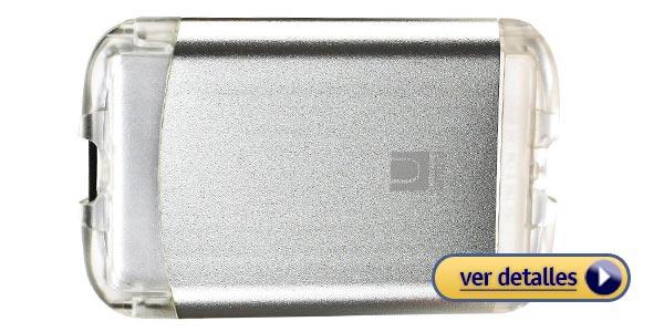035f0ba74 Billeteras de metal para hombre: Cartera metálica de aluminio para hombres  de Umbra