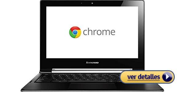 Mejores chromebook del mercado lenovo ideapad n20p