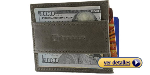 6262704d2 Billeteras juveniles: Billeteras para un hombre joven que SÍ nos gustan