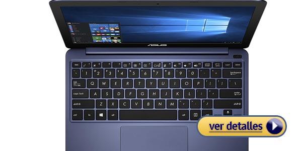 Mejores portatiles de 11 pulgadas con mejor bateria asus eeebok 11 6