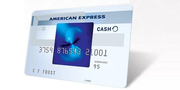 Mejores tarjetas de crédito cashback: Blue Cash Card de American Express