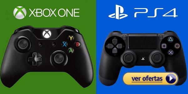 Ofertas de noviembre consolas y videojuegos