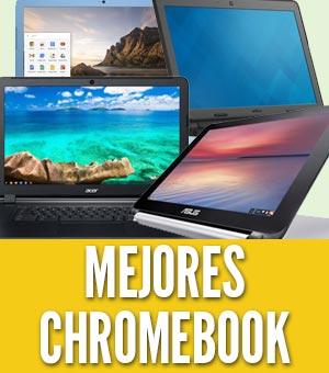Mejores chromebook del mercado