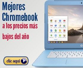 Mejores chromebook ofertas