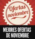 Ofertas de noviembre