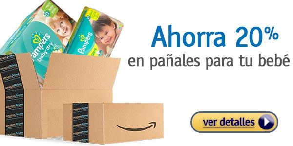 Amazon family ofertas descuentos panales baratos