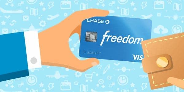 Análisis de chase freedom tarjeta de crédito