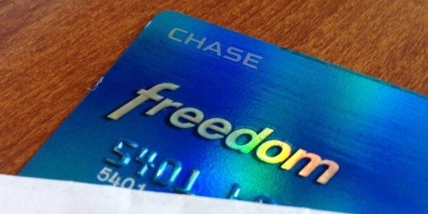 Chase freedom en que puede ser mejor