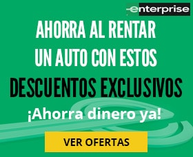 Compañías para alquilar un auto por más de un mes: Enterprise