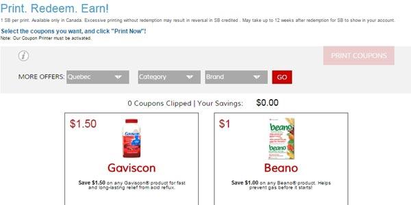 Ganar dinero con swagbucks imprimir cupones de supermercado