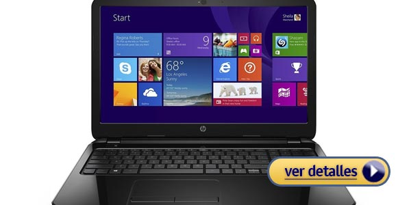 Mejor portatil hp para estudiantes hp pavilion 15 r210dx