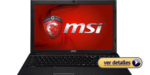 Mejor portatil msi gp70 leopard 490 17.3 inch