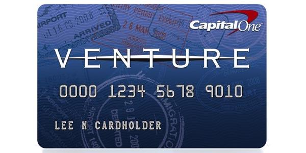 Mejor tarjeta para viajar al extranjero capital one venture rewards