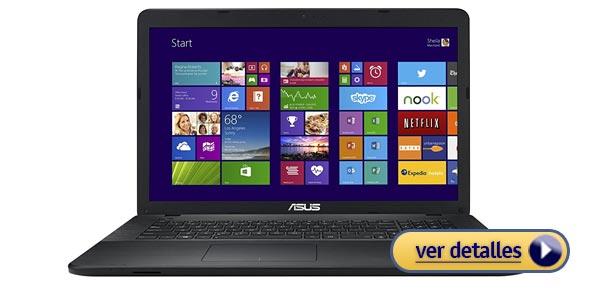Mejores laptops asus x751
