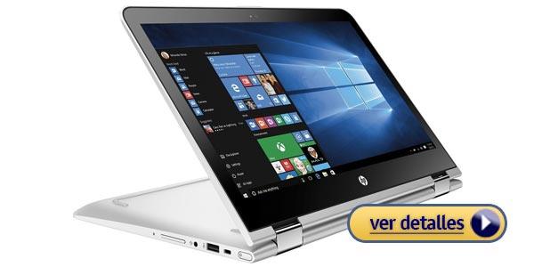 Mejores laptops hp 2 en 1 hp pavilion x360