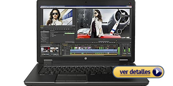 Mejores laptops hp hp zbook 17