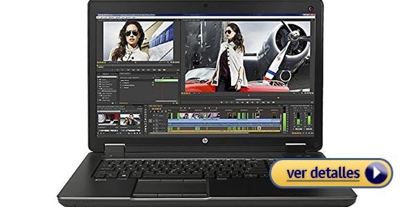 Mejores laptops hp hp zbook 17