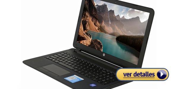 Mejores laptops hp de 15 pulgadas hp touchsmart 15