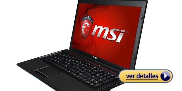 Mejores laptops msi msi gp60 leopard 836