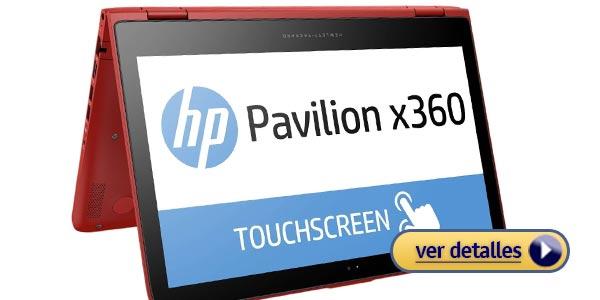 Mejores portatiles 2 en 1 baratas hp pavilion x2 mini