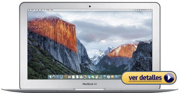 Mejores portatiles apple macbook air 11 pulgadas mjvm2ll