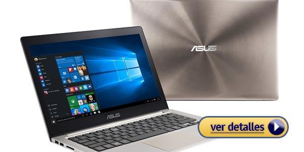Mejores portatiles marca asus zenbook ux305ua