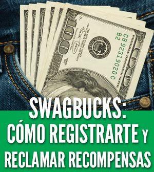 Swagbucks como registrarte reclamar tus recompensas
