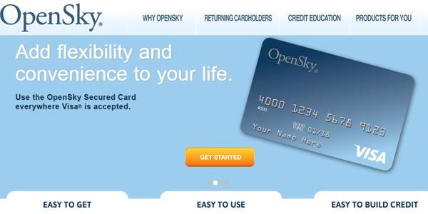 Tarjeta opensky secured visa lo que debes saber