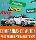 Compañías para rentar un auto por largo tiempo