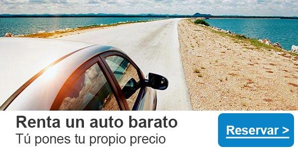 compañías para rentar un auto por largo tiempo priceline