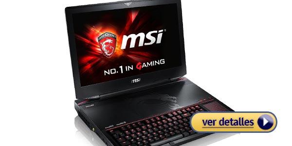 Laptops msi gaming msi gt80s titan sli 001