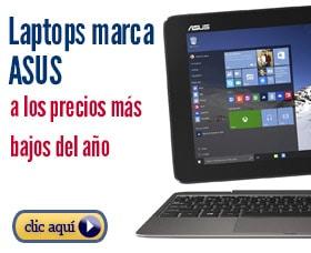 Laptops asus ofertas precio
