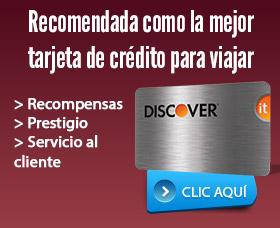 Mejor tarjeta de crédito para viajar sin comisiones