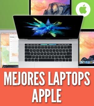 Mejores laptops apple macbook