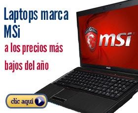 Mejores laptops msi baratas portatiles