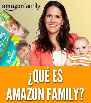 Qué es amazon family ahorrar dinero