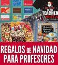 Regalos de navidad para profesores