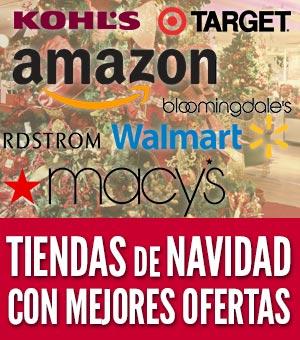 Tiendas para comprar en navidad
