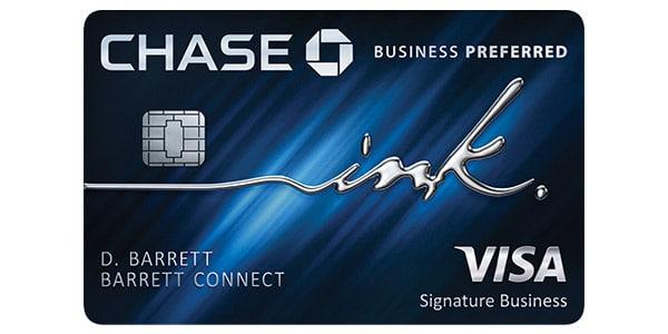 viajar gratis con tarjetas chase ink business preferred