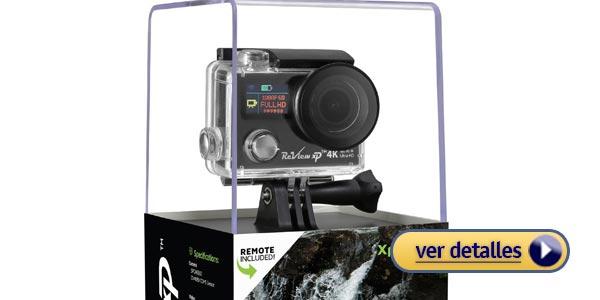 Alternativa a la camara gopro review xp 1080p sports camera