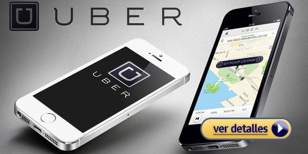 Como usar uber descargar y configurar aplicacion